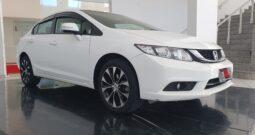 HONDA CIVIC LXR 2.0 FLEX AUTOMÁTICO 2016