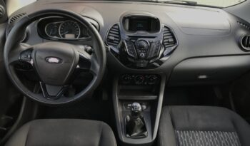 FORD KA SEDAN SE 1.5 FLEX MANUAL 2015 cheio