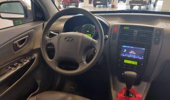 HYUNDAI TUCSON GLS 2.0 FLEX AUTOMÁTICO 2015 cheio
