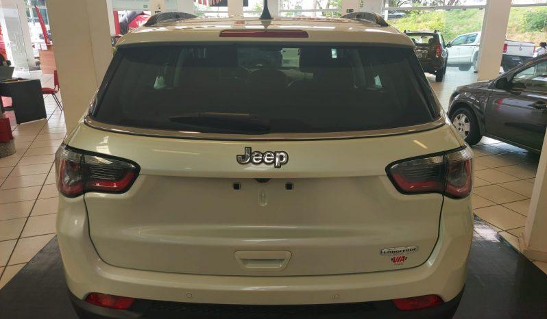 JEEP COMPASS LONGITUDE FLEX AUTOMÁTICO 2021 cheio
