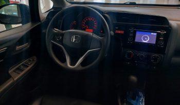 HONDA FIT EX 1.5 FLEX AUTOMÁTICO 2015 cheio