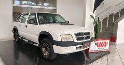 CHEVROLET S10 COLINAS CABINE DUPLA 4X2 2.8 DIESEL MANUAL 2008